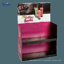 Практические Розничная картон бумажный зонтик стенд