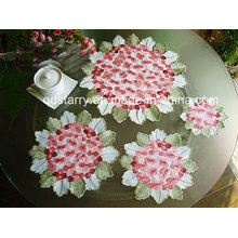 Embroidery Doily 30cm Rd 20cm Rd 40cm Rd