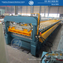 China Wholesale Manufacturers Steel Roof Cold Forming Machine