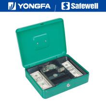 Safewell Yfc Series 30cm Caja de efectivo para tienda de conveniencia
