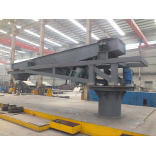 Rotary vibrating feeder for mining and ore