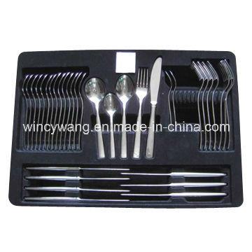 Black Pet Packaging Tableware