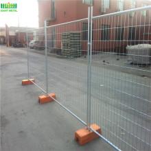 Australia hot sale galvanized temporary fence panel