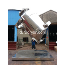 Mixer bubuk laboratorium SYH series