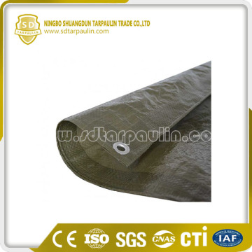 Heat Seal HDPE Laminated PE Tarpaulin Sheet Tarps