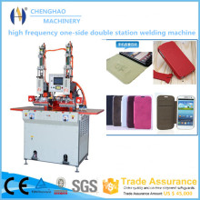 Single-side Double Head PVC Welding Machine