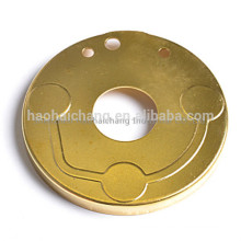 Brida galvanizada de alta presión del acero inoxidable del OEM eléctrico del hierro