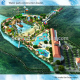 Guizhou water park construction company project slide equipment design