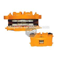 Etrier de frein à disque Etrier de frein hydraulique (SOMA-I) référence: Sy9789; 8R0826 - 4V4893