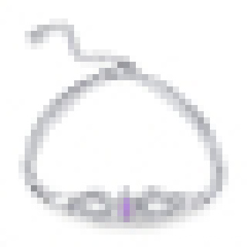 Women′s Fashion 925 Silver Rose Gold Plated Bracelet