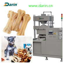 Pet Food Maker Pressed Rawhide Bones membuat mesin