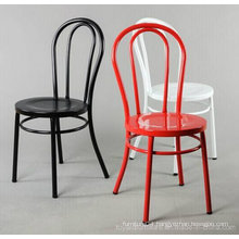 Classic Popular Retro Replica Cheap Metal Steel Hotel Restaurant Chairs