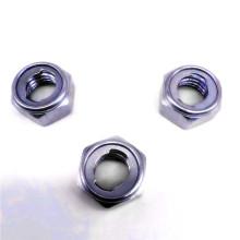 Écrou de blocage de came de touche en métal de taille standard