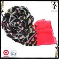 Geometrie Streifen drucken modischen Schal Pin Schal