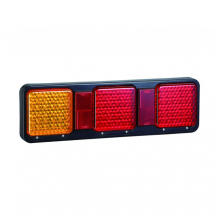 100% Vattentät LED Semi Truck Combination Lights