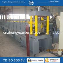 Machine de formage de rouleaux de châssis de porte en métal (ZYYX65-79)