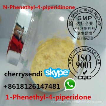 99.4% Pure 1-Phenethyl-4-Piperidone CAS 39742-60-4 N-Phenethyl-4-Piperidinone Npp