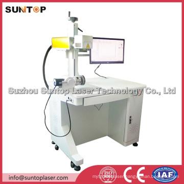 Floor Type Fiber Laser Printing Machine/20W Laser Printing Machine for Metal