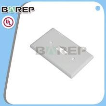 YGC-011 OEM Selling personnalisé plaques d'interrupteurs modulaires électriques