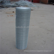 factory galvanized welded wire mesh price in roll
