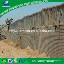 Fabricante atacado eco friendly military equipment hesco barreiras