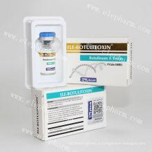 Botulitoxina uma Injeção de Toxina para Anti-Aging e Anti-Wrinkle