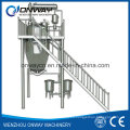 Tq Alta eficiencia de ahorro de energía Destilación de vapor industrial destilación de la máquina Equipo de destilación de aceite esencial