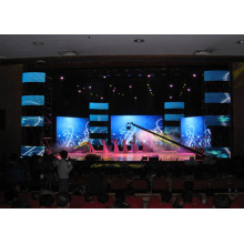 High Brightness Slim Light Weight Rental LED Screen