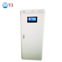 Esterilizador médico Pm 2,5 purificador de ionização de filtro de ar