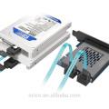 ORICO Cable de 2 paquetes SATA III con cierre de bloqueo, 6 Gbps, 1.6Ft / 0.5M y 1.8Ft / 0.55M - (CPD-7P6G-BW902S)