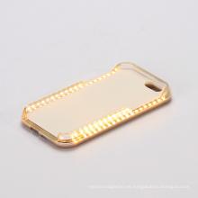 Caja de luz LED para el iPhone con Selfie luz