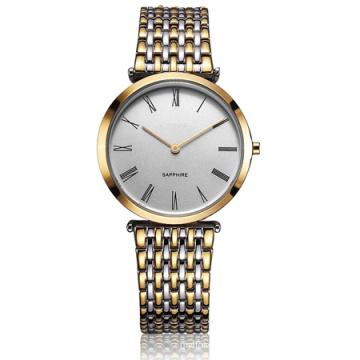 High Quality Stainless Steel Watch Fashion Wrist Watch