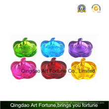 Pequeno Apple Tealight Candle Holder para Home Decor