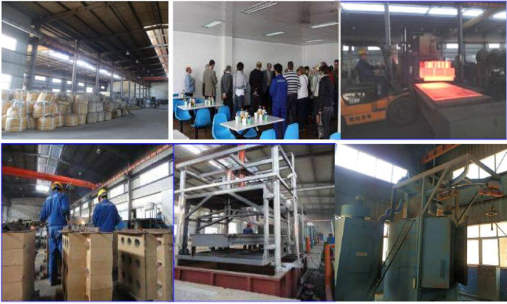 Casting Production Facilities