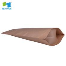 Custom logo printed promotion round tea paper bags