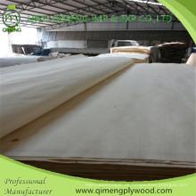 Guter Preis und Qualität gebleichtes 0.3mm Pappelfurnier von Linyi