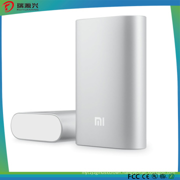 10400mAh Quick Charge for Xiaomi Power Bank with LED Light