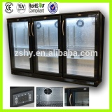 countertop bar fridge 298 liters (hinged door)
