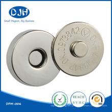 Ímã forte do Neodymium da embalagem de Djh (DPM-006)
