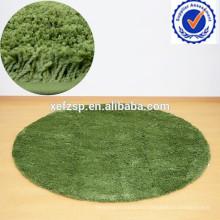 100% polyester microfiber home decor waterproof dog rug