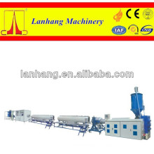Large Diameter PE Pipe Production Line