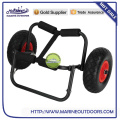Kayak On Wheels,Boat Cart with Flat Free Wheel, Kayak Cart