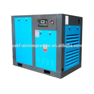 Chinese ZAKF 8bar AC screw air conditioner compressor made in China