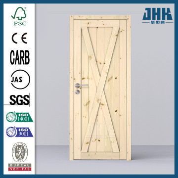 JHK Cheap Price Wood Grain Shaker Door