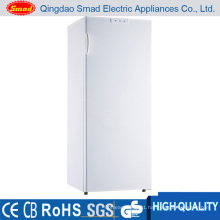 188L Silver Color No Frost Vertical Deep Freezer with Drawers