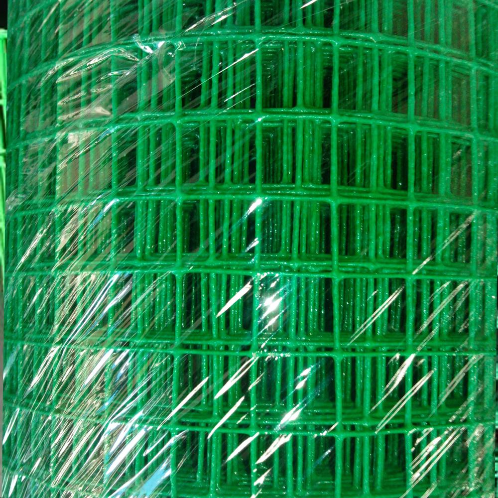 Dekoration PVC beschichtete geschweißte Maschendraht China Hersteller