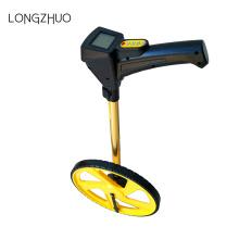 Electronic Handle Extendable Distance measuring wheels