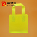 Fancy Colorful Large Strong Handle Plastic Bag