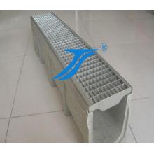 Verzinkter Stahlstabgitter für verstopfte