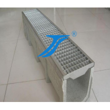 Решетка из оцинкованной стали для подключения